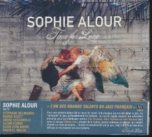 Time for love / Sophie Alour, saxo | Alour, Sophie