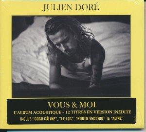 Vous & moi : L'album acoustique / Julien Doré | Doré, Julien