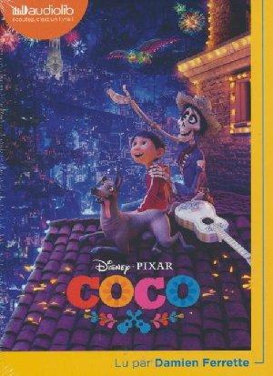 Coco / lu par Damien Ferrette | Ferrette, Damien. Narrateur