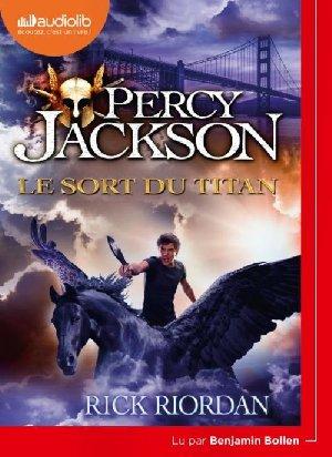 Le sort du Titan / Rick Riordan | Riordan, Rick. Auteur