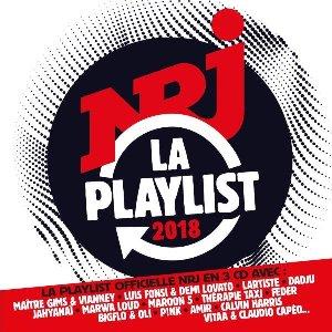 Playlist NRJ 2018 (La) / Maître Gims, Vianney, Luis Fonsi... [et al.] | Maitre Gims