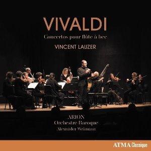 Concertos pour flûte à bec / Antonio Vivaldi | Vivaldi, Antonio. Compositeur