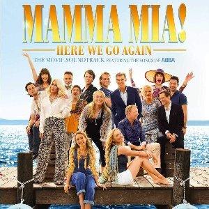 Mamma mia ! here we go again : bande originale du film de Ol Parker / Benny Andersson, Bjorn Ulvaeus, Stig Anderson | Andersson, Benny