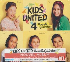 Au bout de nos rêves / Kids United Nouvelle Génération |