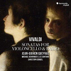 Sonatas for cello & basso continuo / Antonio Vivaldi   Vivaldi, Antonio. Compositeur