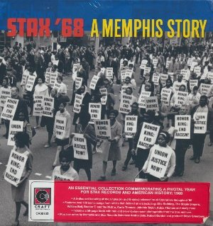 Stax'68 : A Memphis story / Otis Redding, Sam & Dave, The Memphis Nomads, ... [et al.] | Redding, Otis
