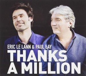 Thanks a million / Eric Le Lann  | Le Lann, Eric. Musicien