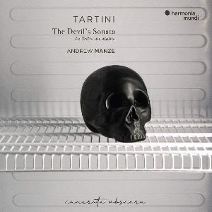The Devil's sonata = La Trille du diable / Giuseppe Tartini   Tartini, Giuseppe. Compositeur