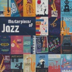 Masterpieces of jazz / Artie Shaw | Shaw, Artie