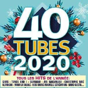 40 tubes 2020 / Aya Nakamura, Tones And I, Sia... [et al.] | Nakamura, Aya