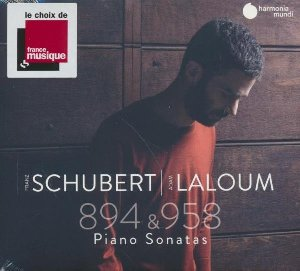 Sonates pour piano 894 & 958 / Franz Schubert | Schubert, Franz. Compositeur