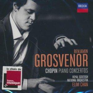 Chopin piano concertos / Frédéric Chopin | Chopin, Frédéric. Compositeur