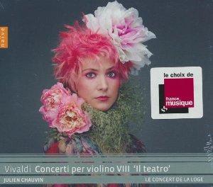 Concerti per violino VIII 'Il teatro' / Antonio Vivaldi | Vivaldi, Antonio