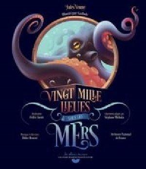 Vingt mille lieues sous les mers / Jules Verne | Verne, Jules. Auteur