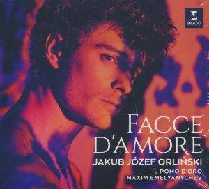Facce d'amore / Jakub Jozef Orlinski, CT | Orlinski, Jakub Jozef. Contre-ténor