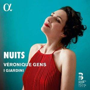 Nuits / Véronique Gens, S   Gens, Véronique. Soprano