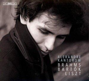 Brahms, Bartok, Liszt / Johannes Brahms, Béla Bartok, Franz Liszt | Brahms, Johannes. Compositeur