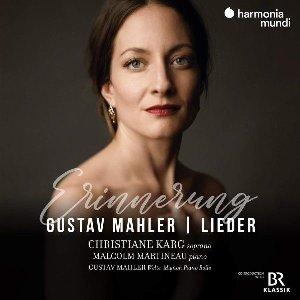 Erinnerung / Gustav Mahler | Mahler, Gustav. Compositeur