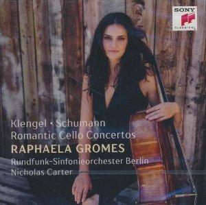 Romantic cello concertos = Concertos romantiques pour violoncelle / Raphaela Gromes, vlc | Klengel, Julius. Compositeur
