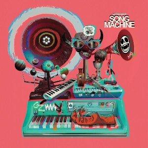 Song machine : Season one : Strange timez / Gorillaz | Smith, Robert