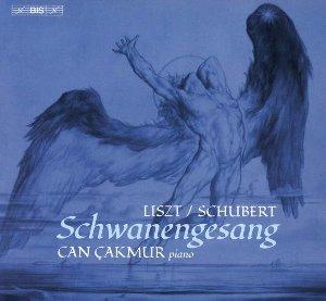 Schwanengesang / Franz Liszt, Franz Schubert, comp.  | Liszt, Franz. Adaptateur. Compositeur