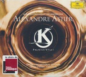 Kaamelott : premier volet : bande originale du film de Alexandre Astier / Alexandre Astier, comp. | Astier, Alexandre. Compositeur