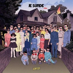 Love. : 9 songs about love / J.E. Sunde | Sunde, J.E.