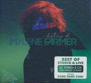 Histoires de / Mylène Farmer   Farmer, Mylène