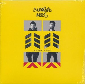 Spare ribs / Sleaford Mods | Taylor, Amy
