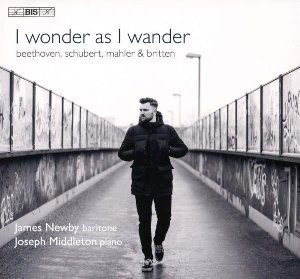 I wonder as I wander / James Newby, BAR | Newby, James. Baryton
