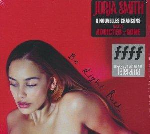 Be right back / Jorja Smith | Smith, Jorja