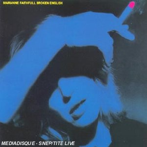 Broken english / Marianne Faithfull | Faithfull, Marianne