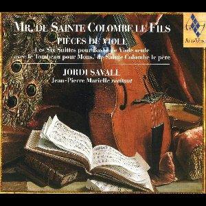 Pièces de viole / Mr de Sainte-Colombe Le Fils | Sainte Colombe - Le Fils. Compositeur