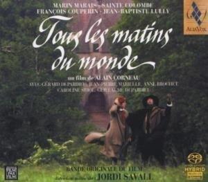 Tous les matins du monde : bande originale du film de Alain Corneau / Jordi Savall, dir. | Savall, Jordi. Directeur artistique