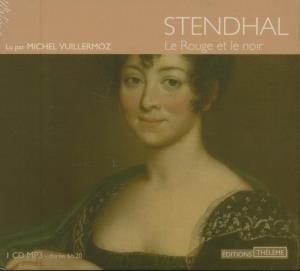 Le Rouge et le noir / Stendhal | Stendhal. Auteur
