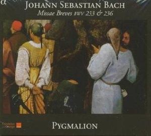 Missae breves BWV 233 & 236 / Jean-Sébastien Bach | Bach, Jean-Sébastien. Compositeur