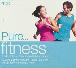 Pure... fitness / Survivor, Europe, Christina Aguilera, ... [et al.] | Aguilera, Christina