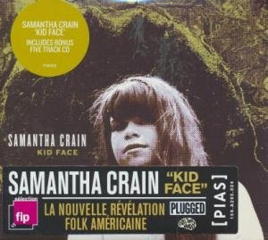 Kid face / Samantha Crain | Crain, Samantha