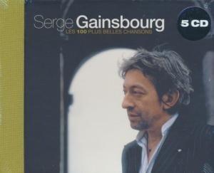 Les 100 plus belles chansons de Serge Gainsbourg / Serge Gainsbourg   Gainsbourg, Serge