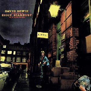 The Rise and fall of Ziggy Stardust and the spiders from Mars / David Bowie | Bowie, David