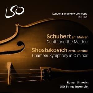 La Jeune fille et la mort / Franz Schubert | Simovic, Roman. Chef d'orchestre