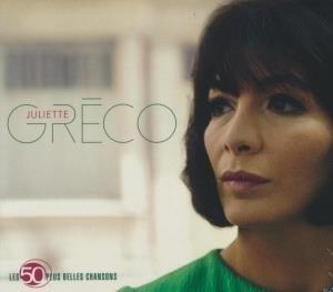 50 plus belles chansons (Les) / Juliette Gréco | Gréco, Juliette