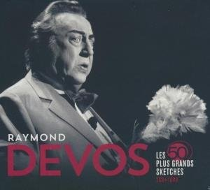 Les 50 plus grands sketches / Raymond Devos | Devos, Raymond