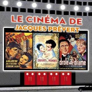 Le cinéma de Jacques Prévert