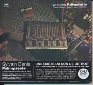 Palimpseste  : voyage imaginaire dans les ruines de Detroit