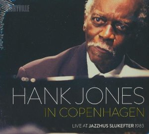 Hank Jones in Copenhague : live at Jazzhus Slukefter 1983