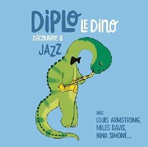 Diplo le dino découvre le jazz