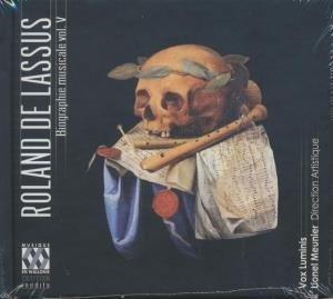 Biographie musicale vol. V : Lassus l'européen