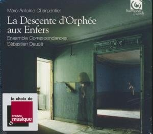 La descente d'Orphée aux enfers : opéra en deux actes | Charpentier, Marc-Antoine (1643-1704). Compositeur