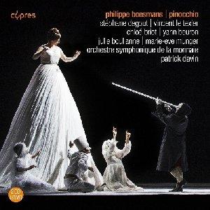Pinocchio | Boesmans, Philippe. Compositeur